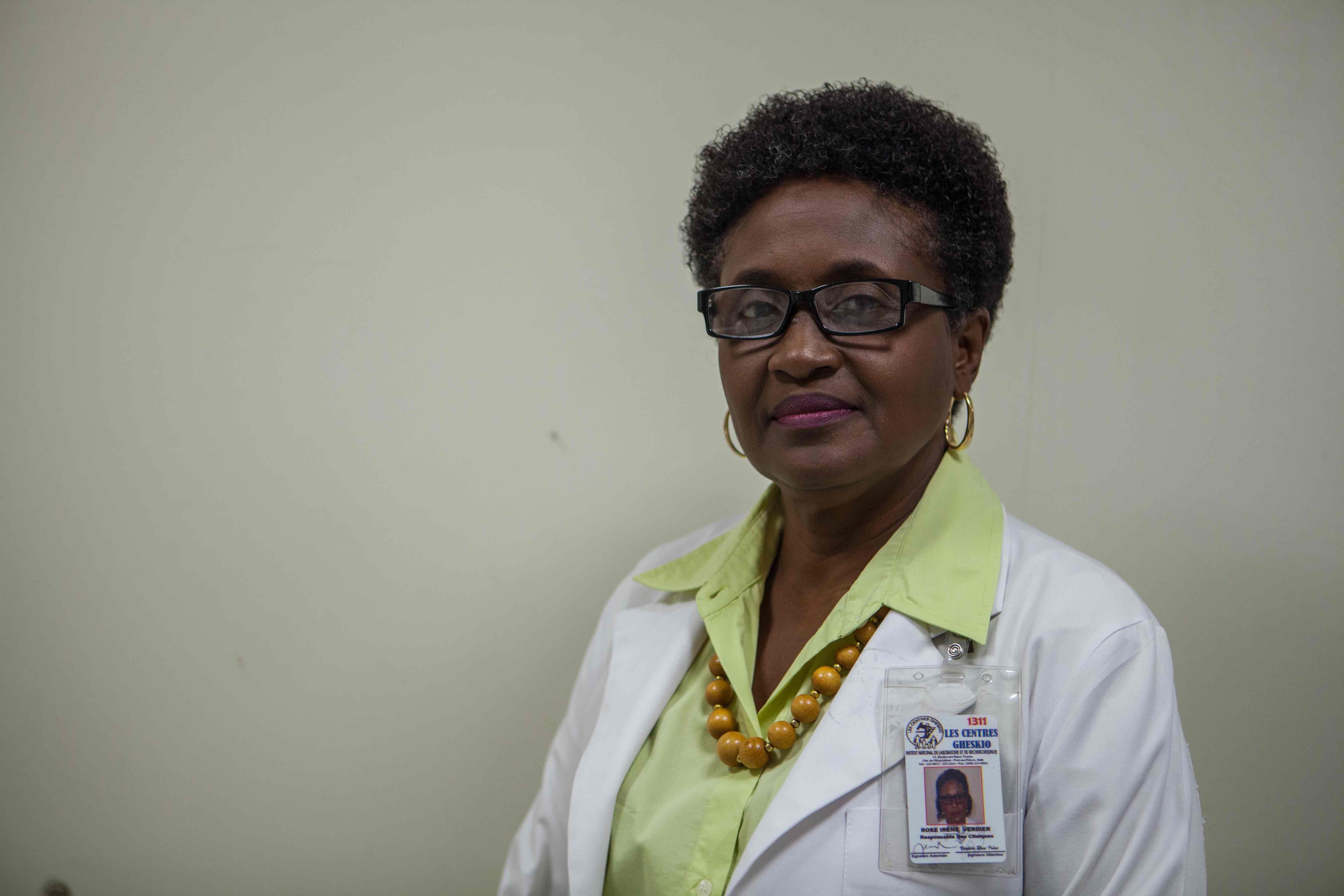 Dr. Rose Irene Verdier