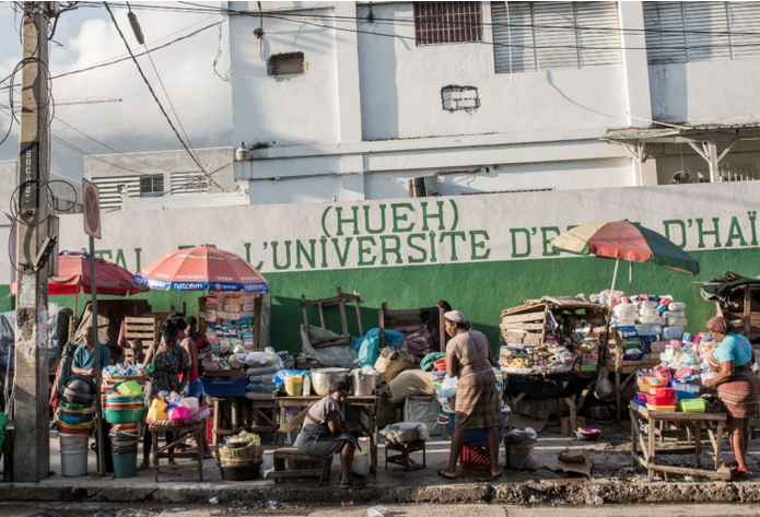 HAITIAN DOCTOR SAYS THIS IS THE WORST EPIDEMIC HE'S FACED